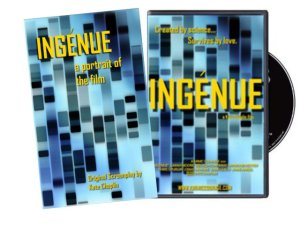 Ingenue Book and DVD