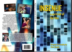 Ingenue Book Covers